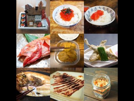 Food trip box to Hokkaido