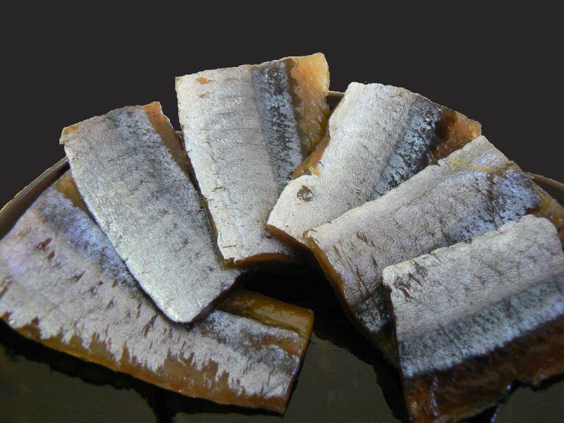 北海道産さんまの燻製