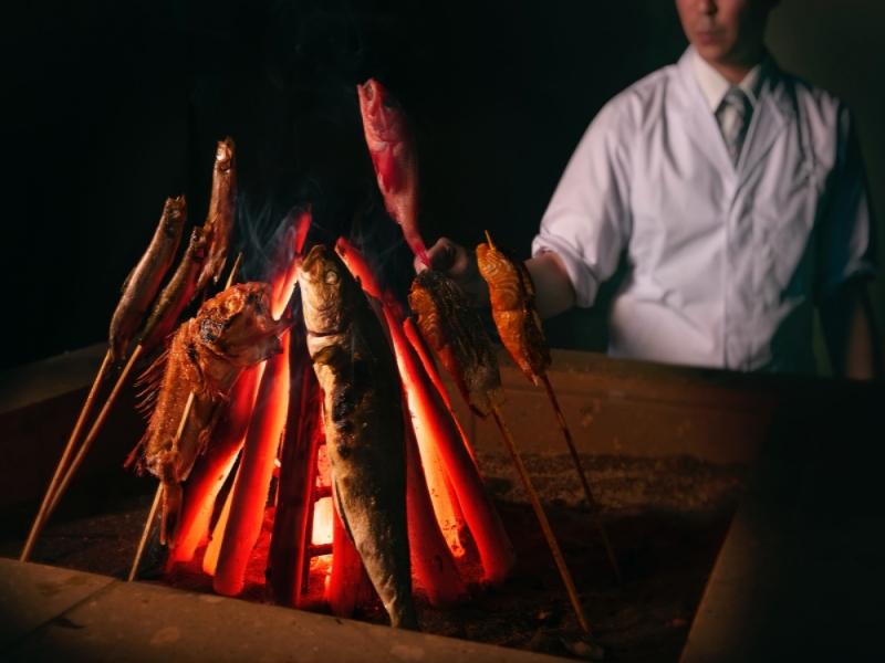 炉端焼き 由縁札幌
