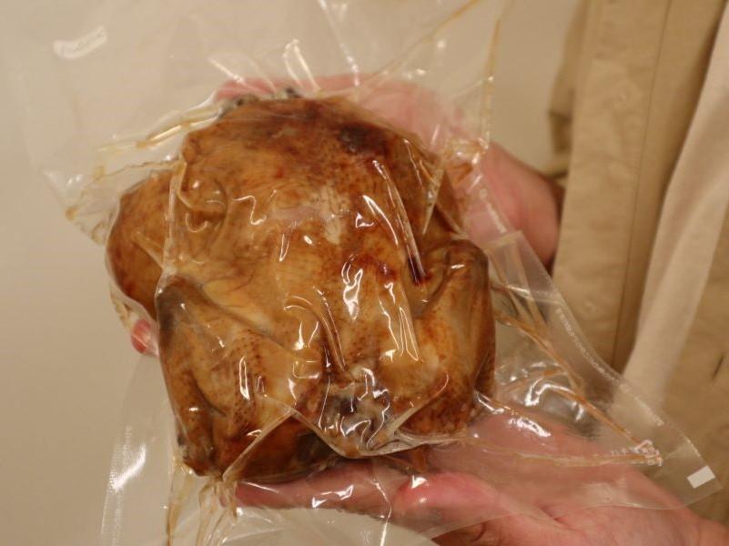 チキン(包装)
