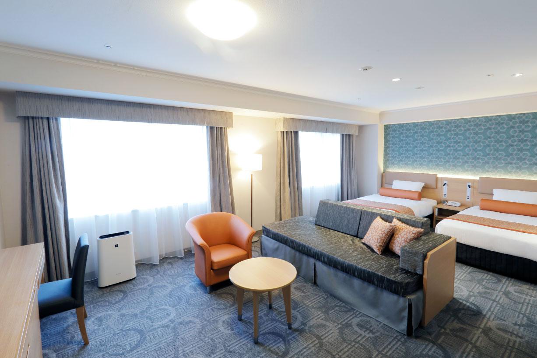 宿泊プラン「ホテルローヤルルーム」