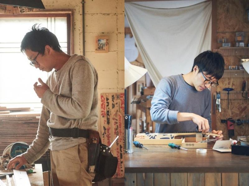 ARAMAKIの村上さん、鹿川さん