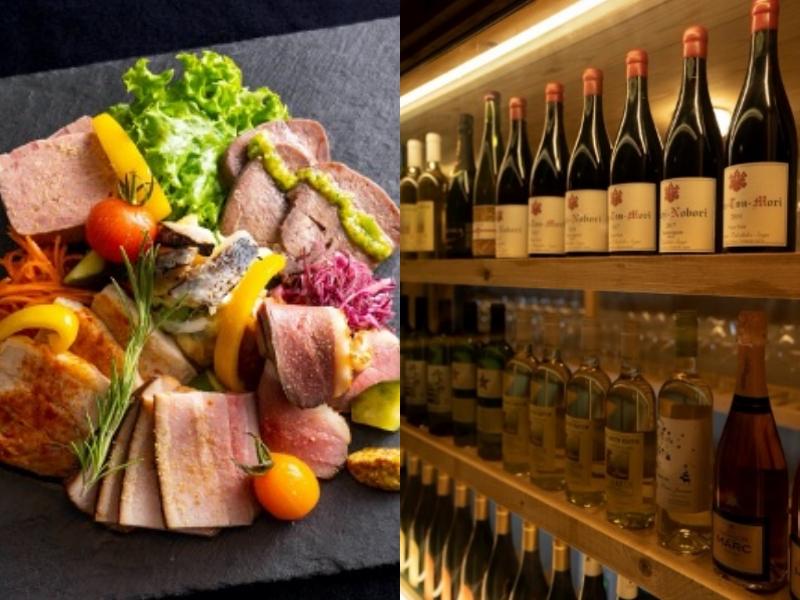 料理とワイン loop