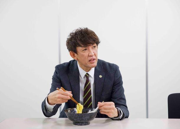 折茂 武彦氏(1)