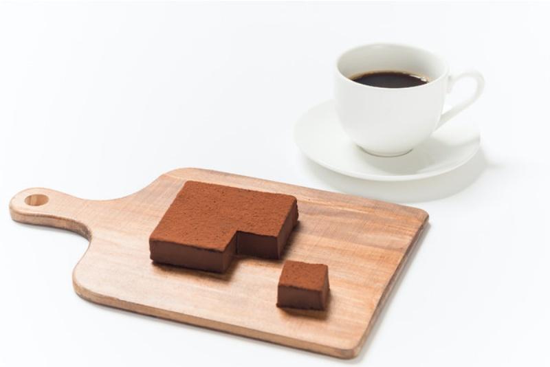 andew生チョコとコーヒー