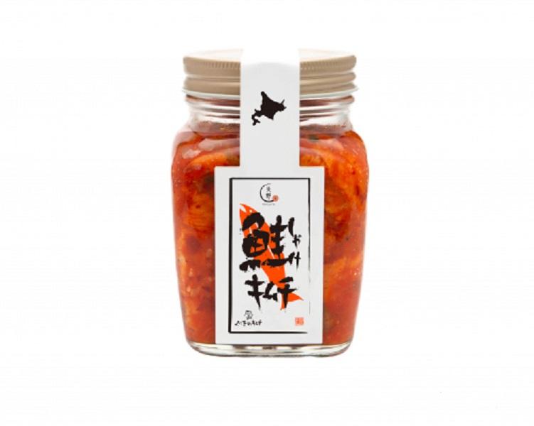『キタノセレクション 鮭キムチ』商品画像