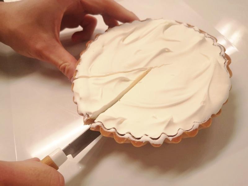 ふらの雪どけチーズケーキ半解凍