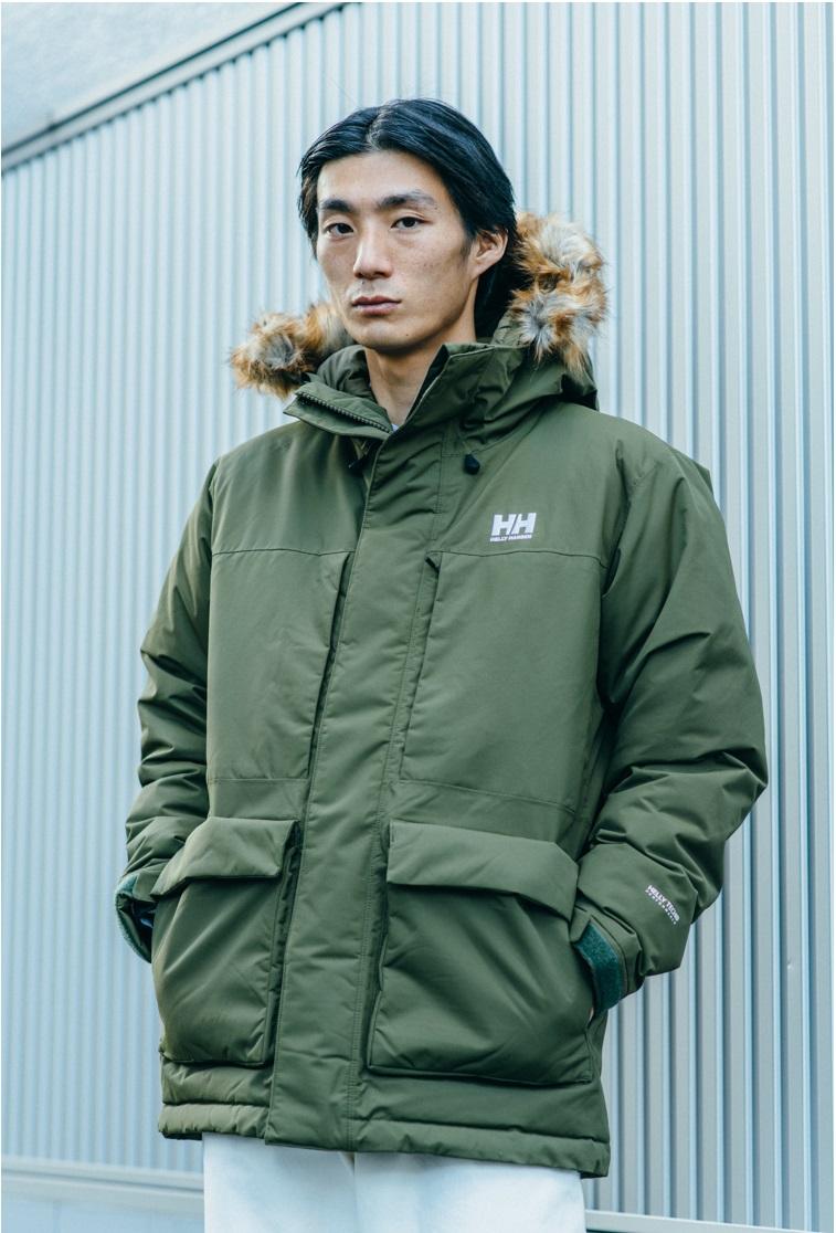 Mager Insulation Jacket(マーゲルインサレーション ジャケット)/ ヘリーハンセン
