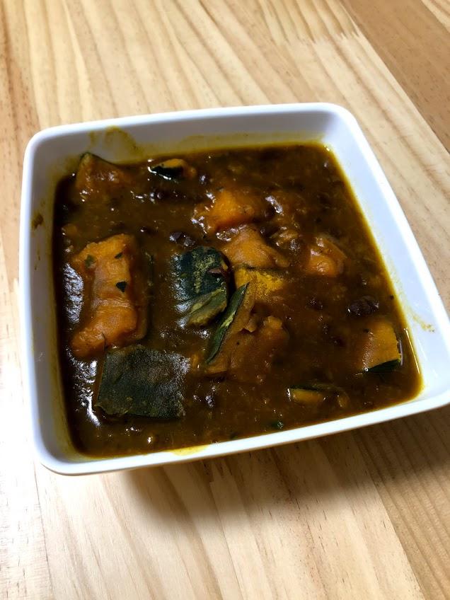 かぼちゃ 小豆 煮物