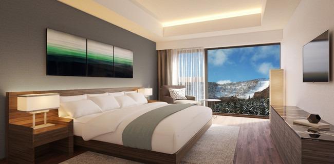 3ベット寝室