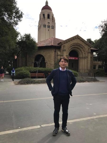 留学先のスタンフォード大学