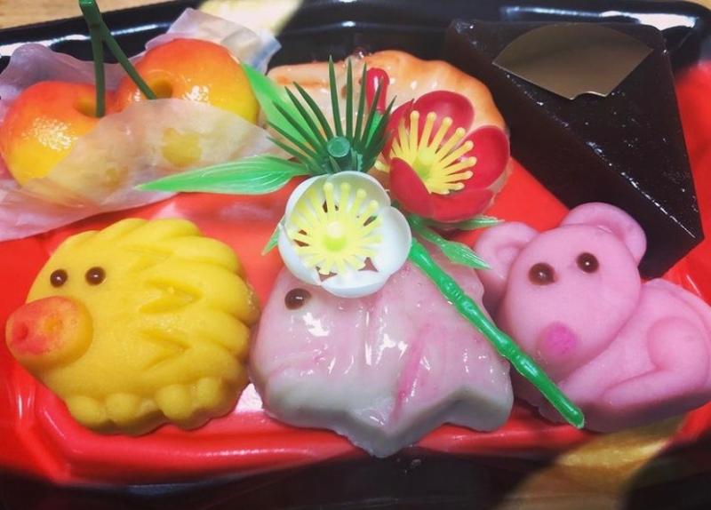 北海道 口取り菓子 正月
