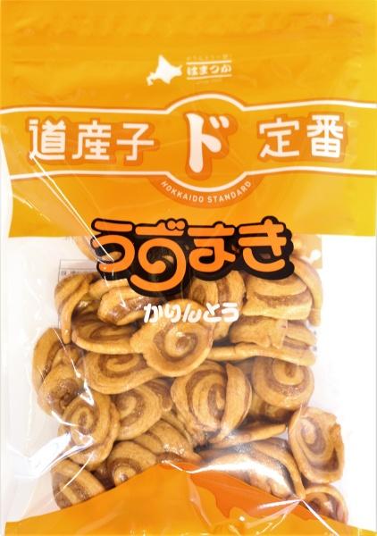 浜塚製菓のうずまきかりんとう