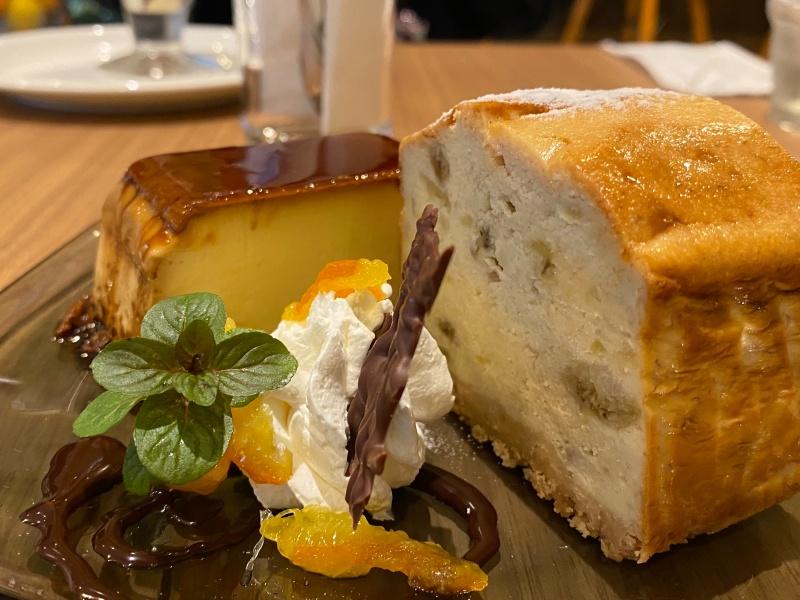 Cafe TUTUのケーキ
