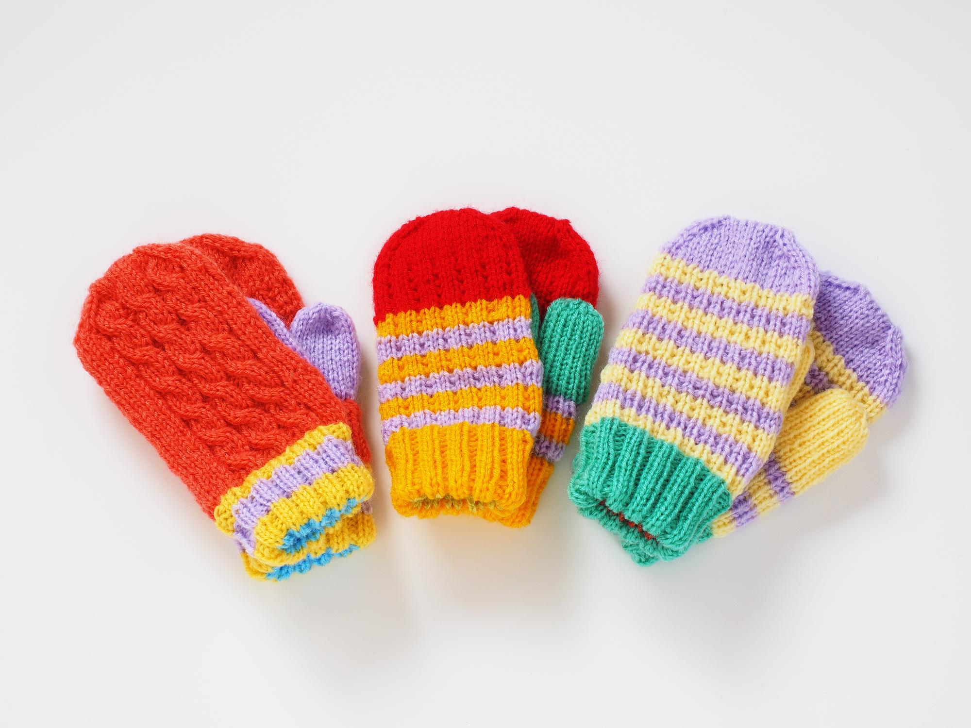 子どもの手袋