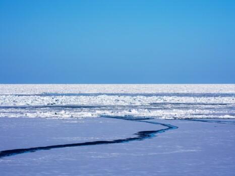 オホーツクの漂流