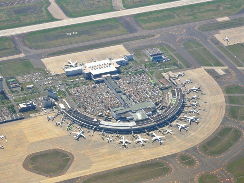 新千歳空港ターミナル
