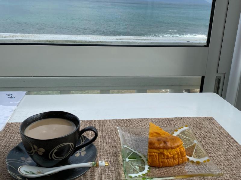 cafe 海と硝子