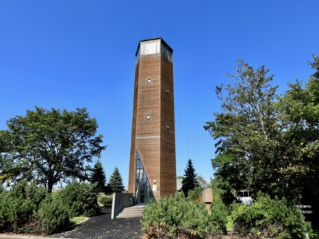 ふきの塔(展望台)