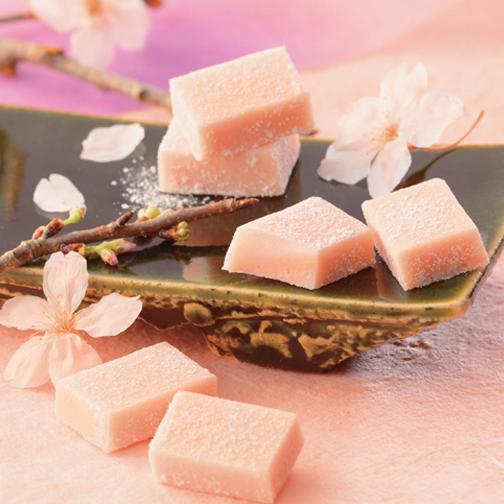 生チョコレート[桜フロマージュ]
