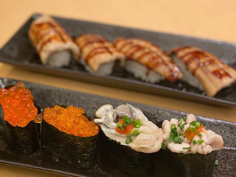 まるかつ水産 自慢のお寿司