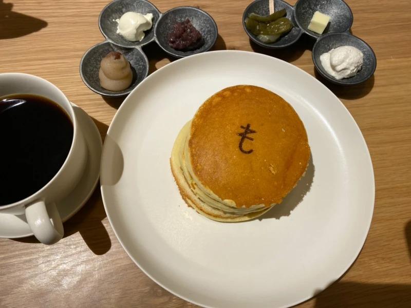 森彦 ホットケーキ