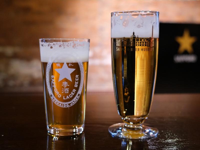 サッポロビール博物館 試飲