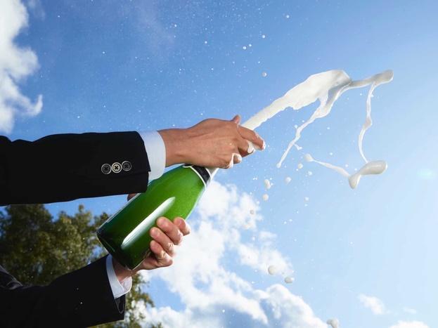 シャンパンオープン