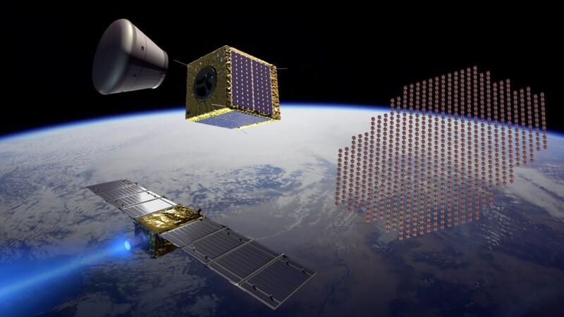 Our stars株式会社の人工衛星