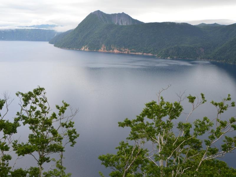 摩周湖(北海道川上郡弟子屈町)