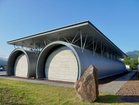 青函トンネル記念館・福島町