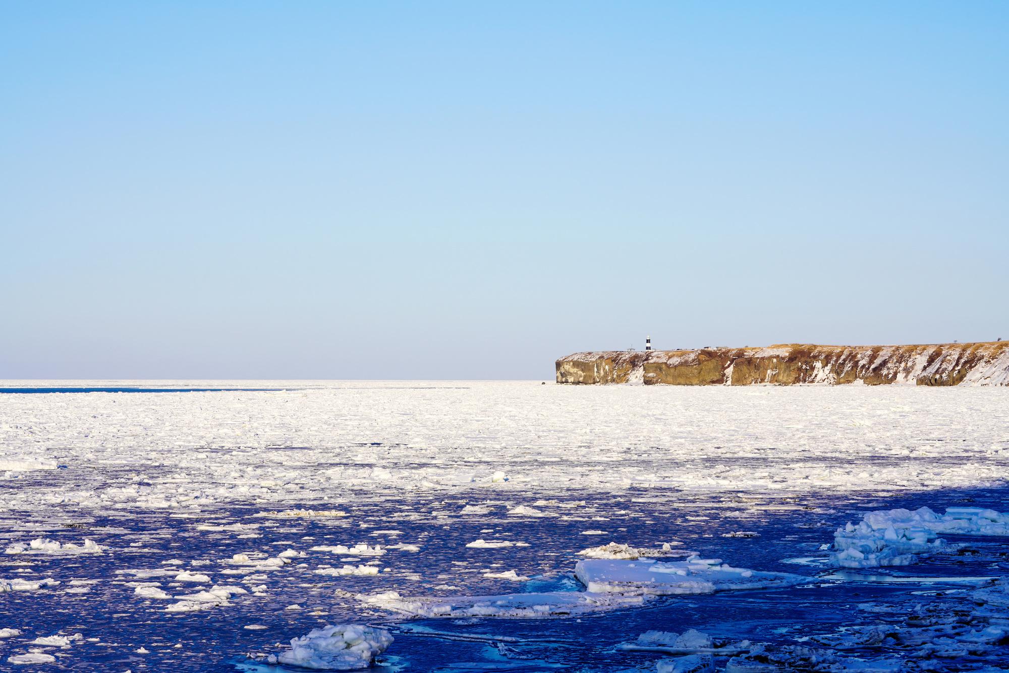 流氷のイメージ