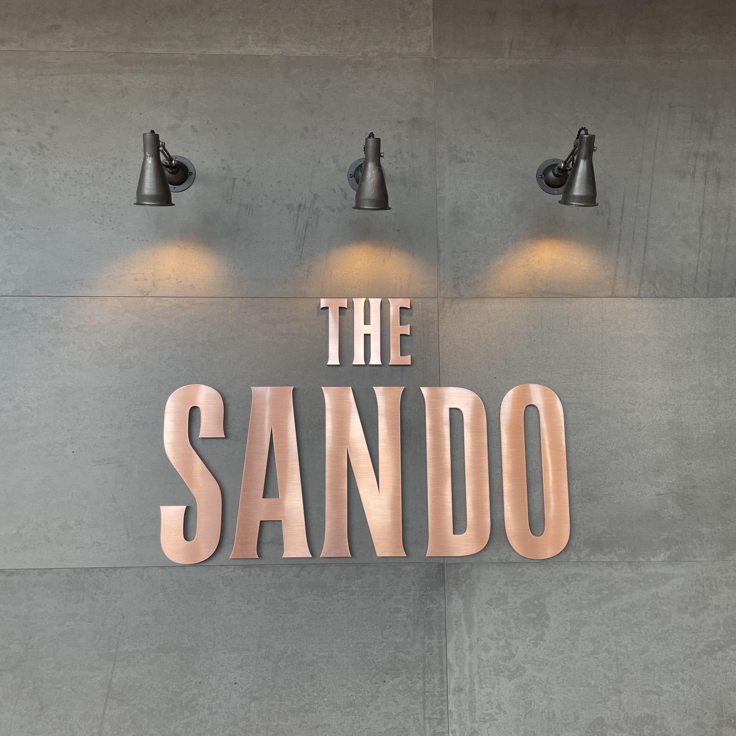 THE SANDO