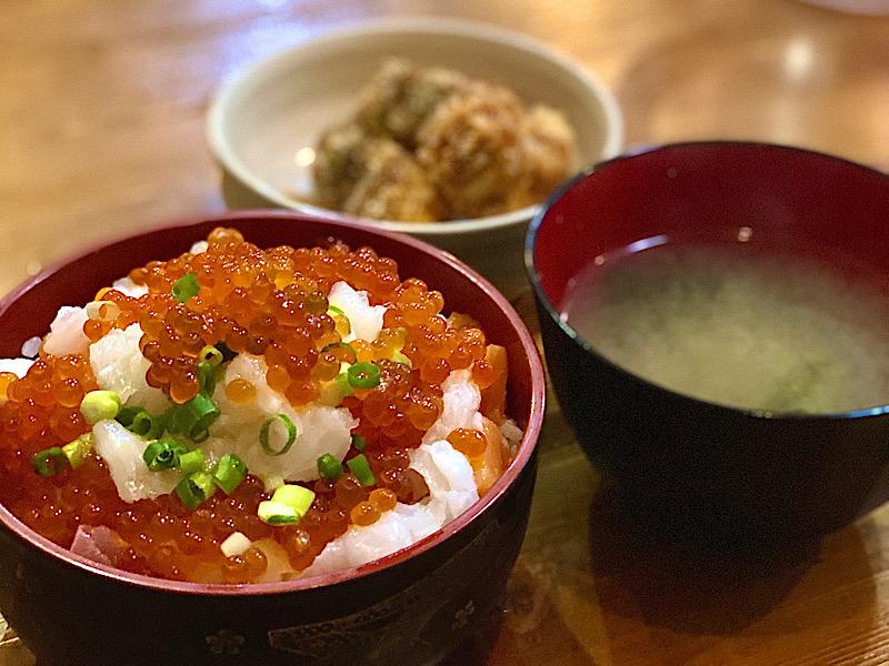 居酒屋HAKOYA 海鮮丼