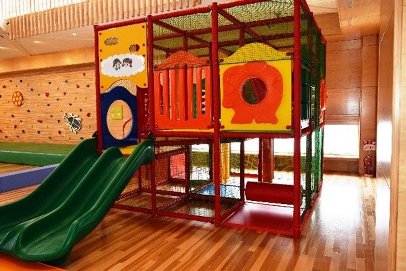 ちっくる 幼児向けコンビネーション遊具