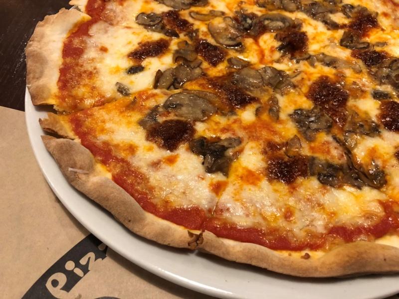 シェフのおまかせピザ