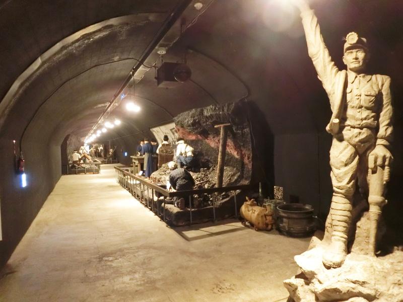 北海道夕張市 石炭博物館