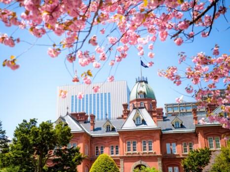 道庁 赤レンガ庁舎