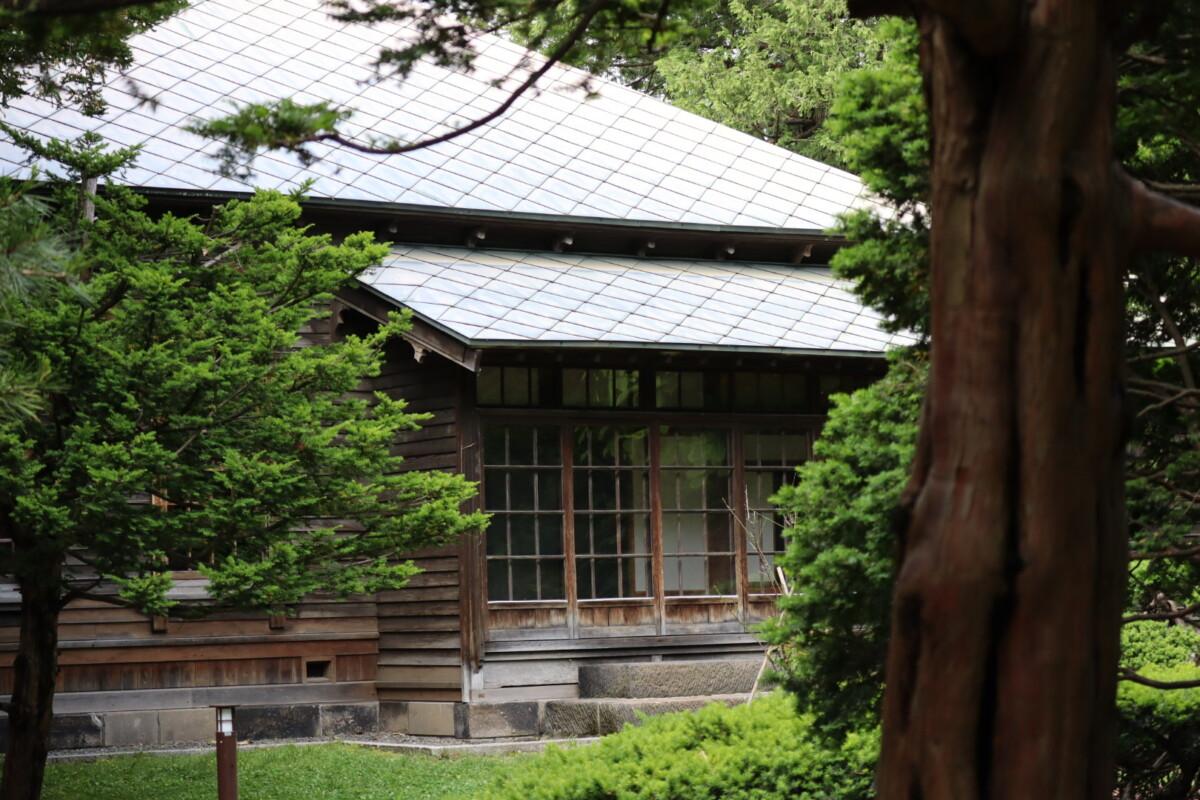 ナガヤマレスト 旧永山邸 外観