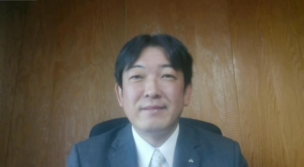 松尾吉洋さん