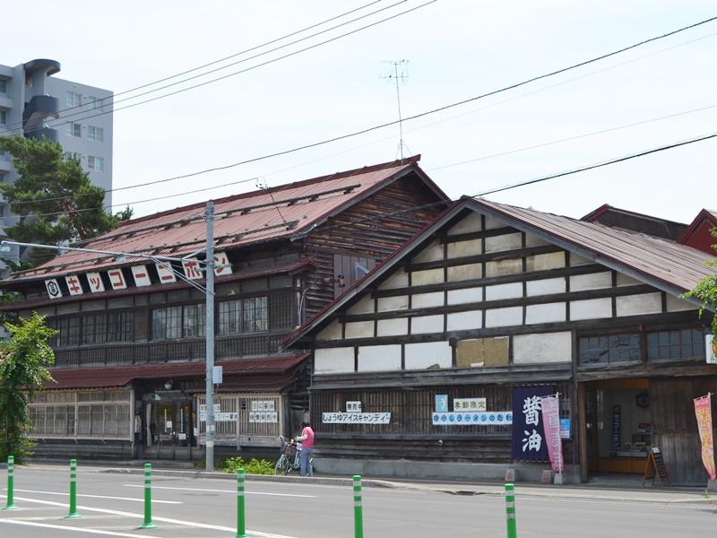 日本醬油工業外観