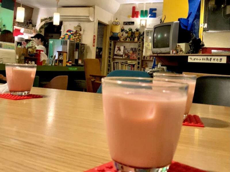 夜cafe.hus