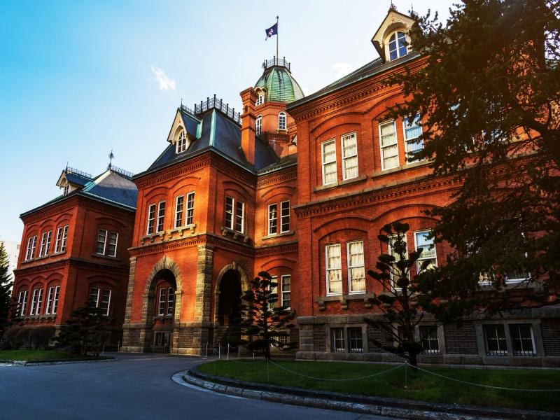 Former Hokkaido Government Office, Sapporo