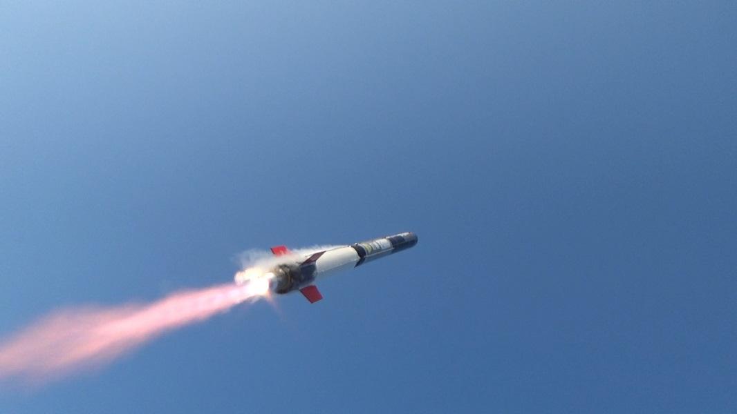 ロケット打ち上げ成功