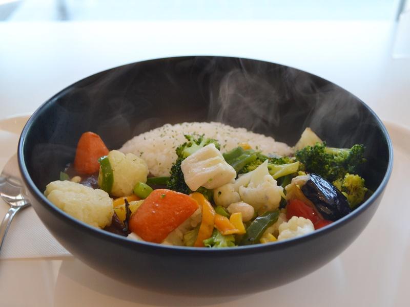 1日分の野菜カレー