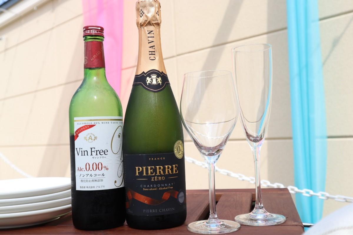 宮の森フランセス フランセスキッチン ワイン