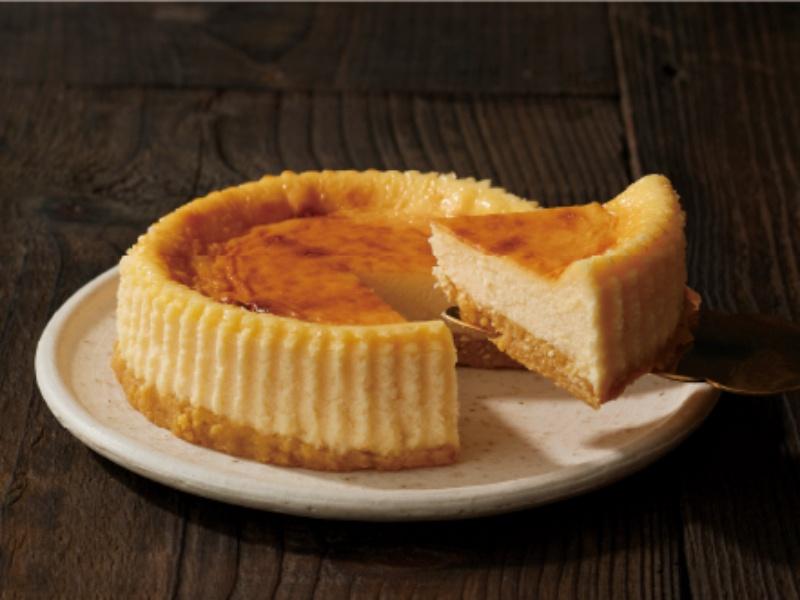 安納芋のベイクドチーズ