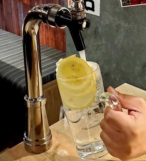蛇口レモンサワー