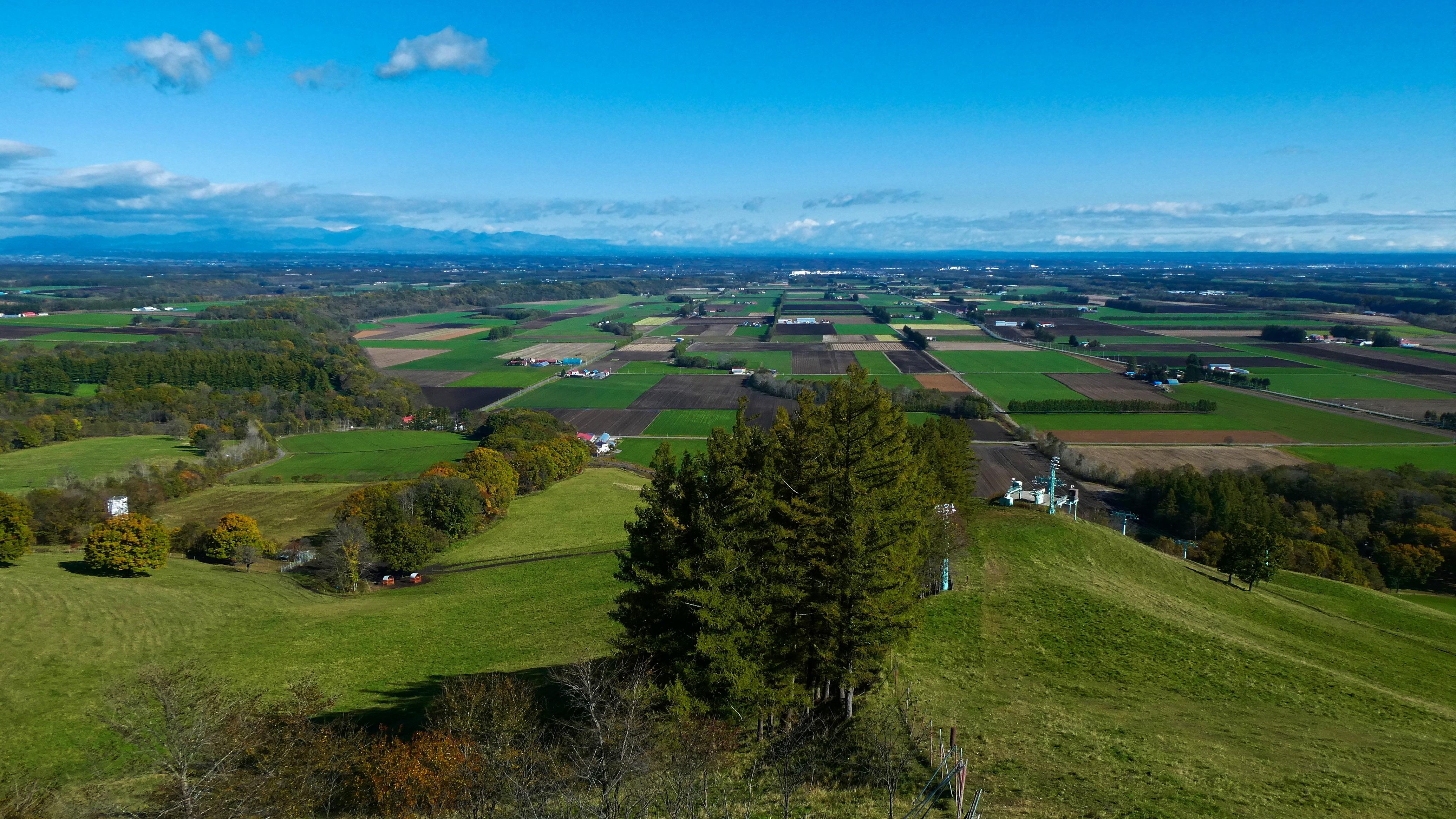 芽室町の好きな風景の画像