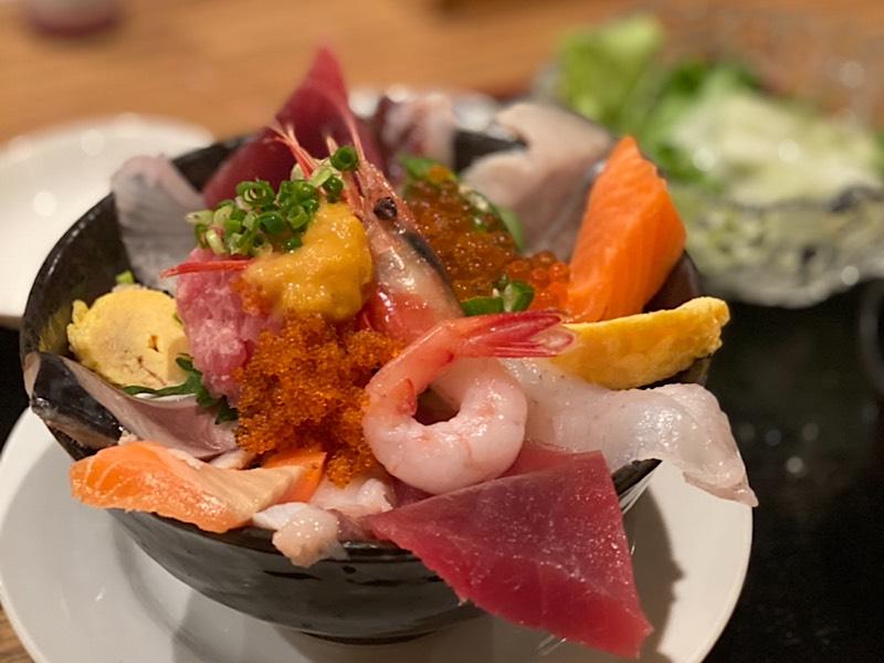 森町海鮮丼
